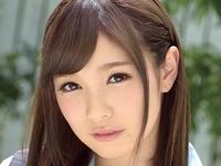 佐々木めいがAVデビュー作で女子校生制服セックス