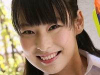 合田柚奈のセーラー服とプリスカのJK制服画像