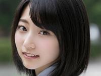 武田玲奈のプリスカと紺色ハイソなJK制服画像