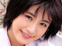 杉野光希の紺色ハイソックスなJK制服画像