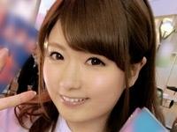 西川ゆいが素人系動画で女子校生の制服セックス