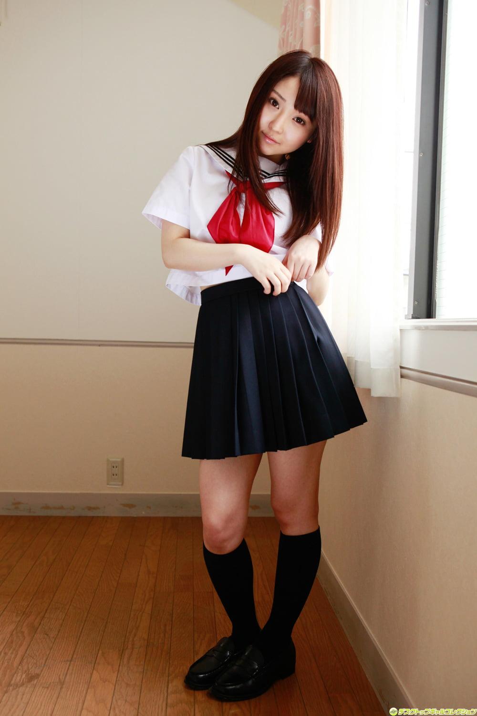 Cute japanese schoolgirl naked 2