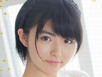 鮎川柚姫が白ハイソな女子校生制服でスケ乳首