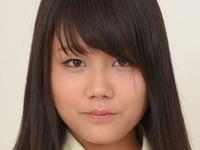 小林ひかりの女子校生制服コスプレ画像