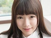 涼川絢音が素人系で女子校生の制服セックス