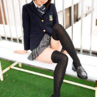 穂高結花の女子校生制服セックスのベスト版