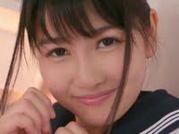小野寺梨紗が18歳の頃のセーラー服に白ハイソ