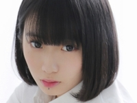 姫川風子の紺色ハイソックスにプリスカのJK制服画像