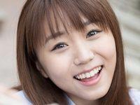 室田瑞希の紺色ソックスとプリスカの女子校生制服画像